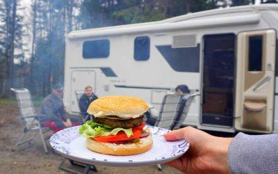 Karavany Česko bude na BurgerFestu!