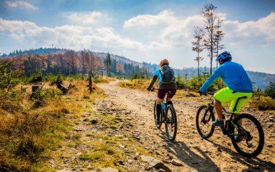 Nejlepší horské cyklostezky v Česku